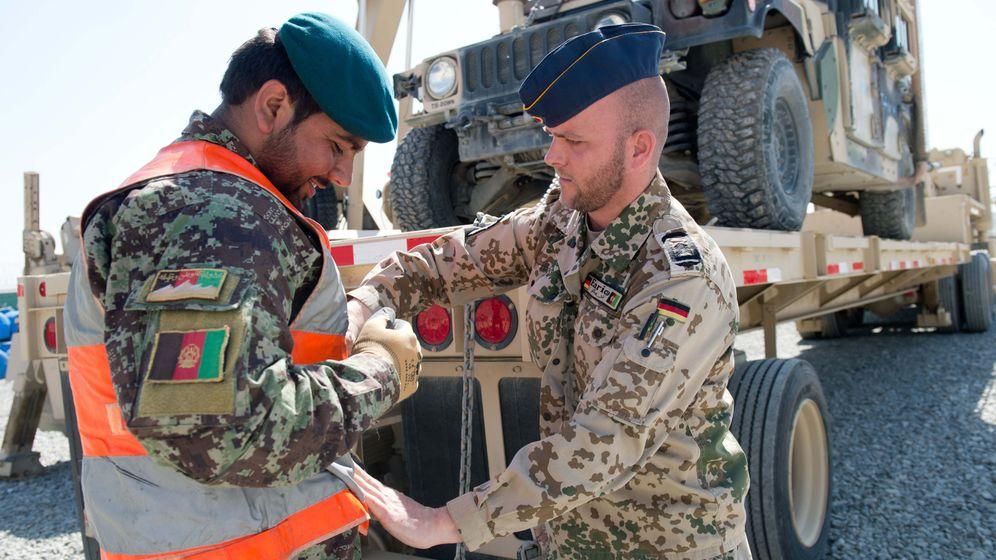 Photo Gallery: Growing Fear of Afghan Security Vacuum