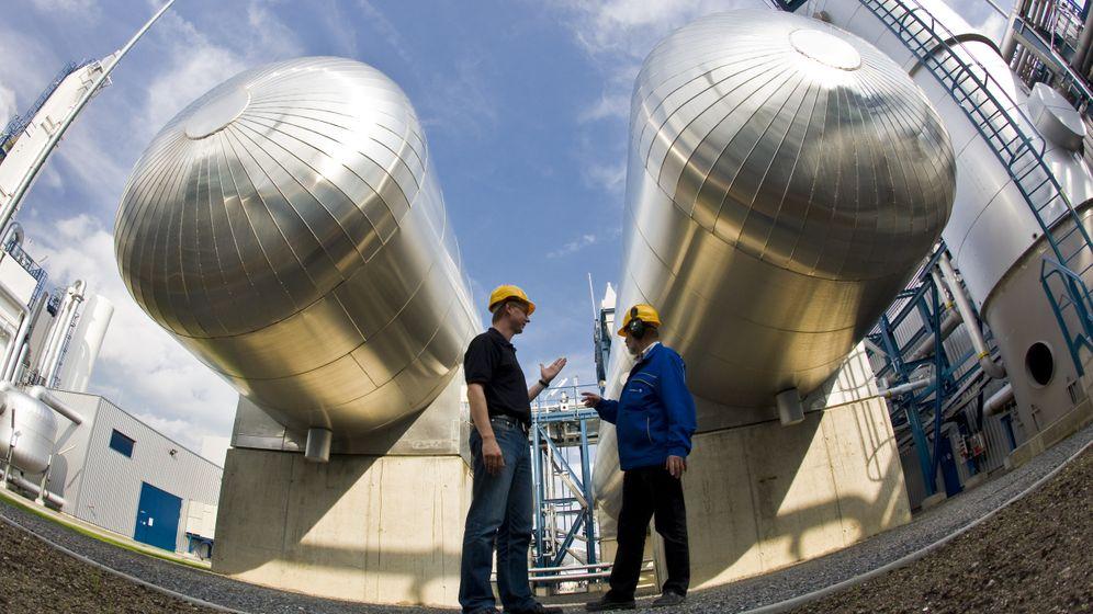 CCS-Technologie: Kohlendioxid unter die Erde