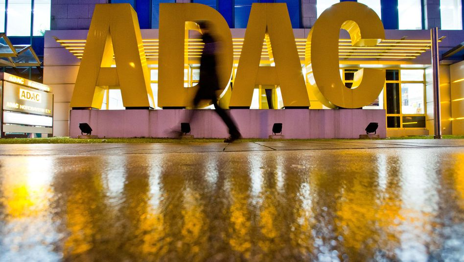 ADAC-Schriftzug: Lange Liste an Skandalen