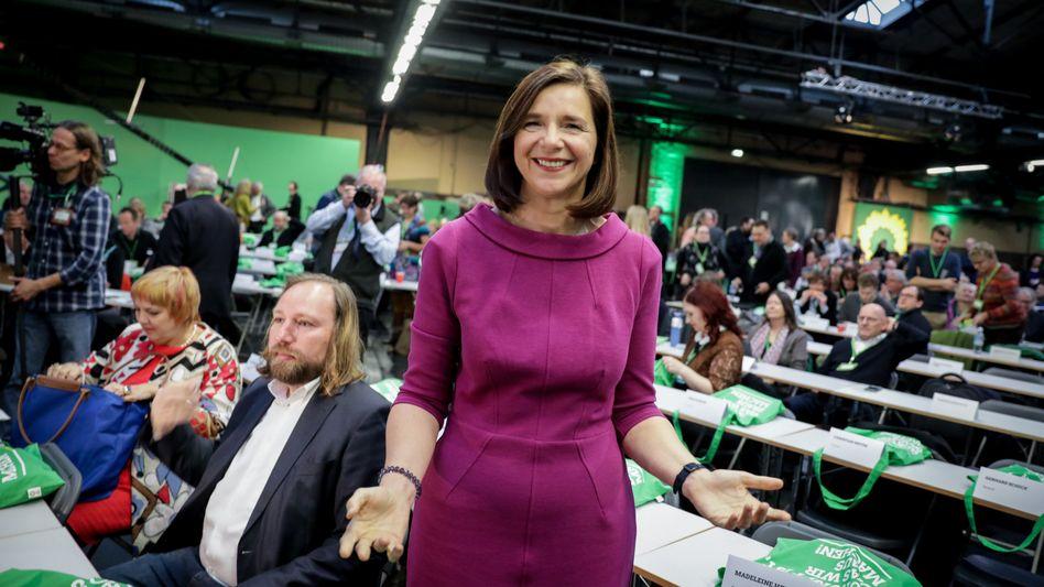 Grünen-Fraktionschefin Katrin Göring-Eckardt