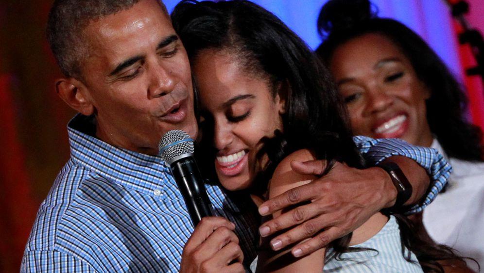 """Barack Obama: """"Mein Bruder, ein bester Freund für immer"""""""