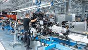 Industrie rechnet mit schwächerem Einbruch der Wirtschaft