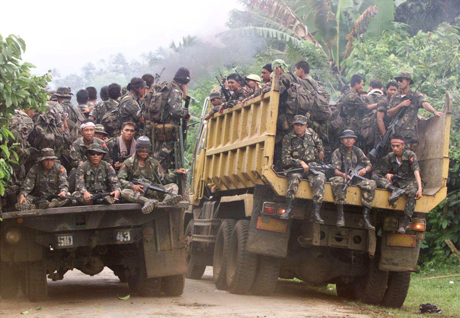 PHILIPPINES HOSTAGES