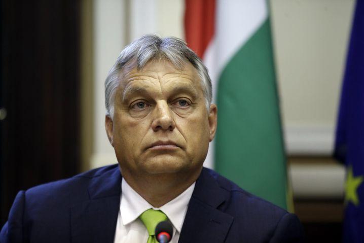 Viktor Orbán, Regierungschef von Ungarn