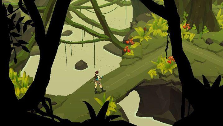 """""""Go"""", """"Relic Run"""", """"Tomb Raider"""": Mit diesen Spielen erobert Lara Croft Smartphones und Tablets"""
