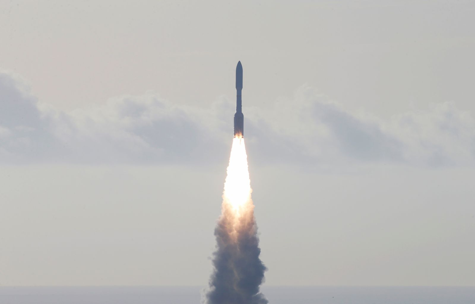 NASA's Mars 2020 Perseverance Rover launch in Cape Canaveral