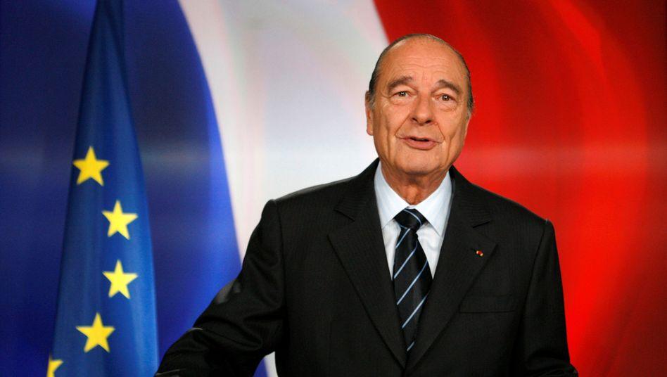 Starb im Alter von 86 Jahren: Frankreichs Ex-Präsident Jacques Chirac