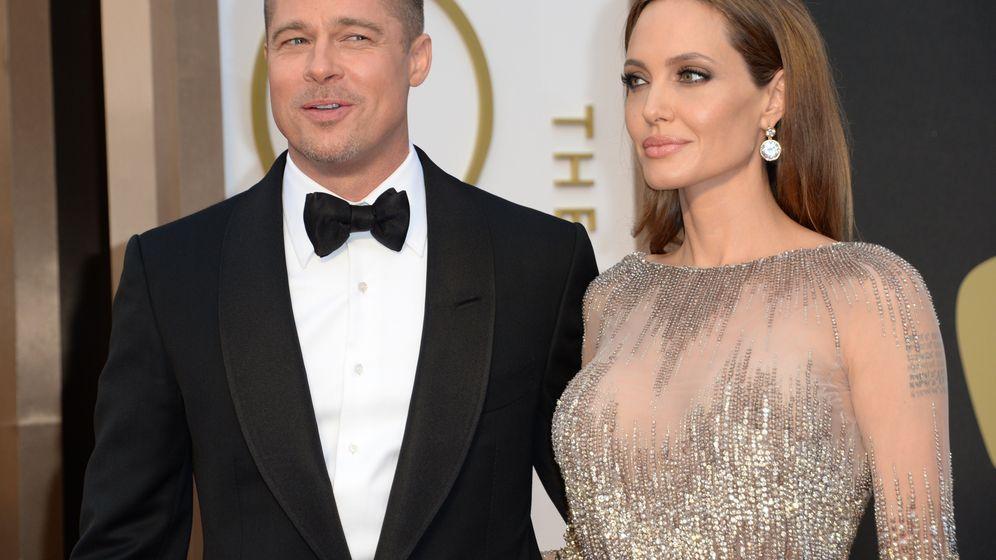 Angelina Jolie und Brad Pitt: Brangelina ist ein Ehepaar