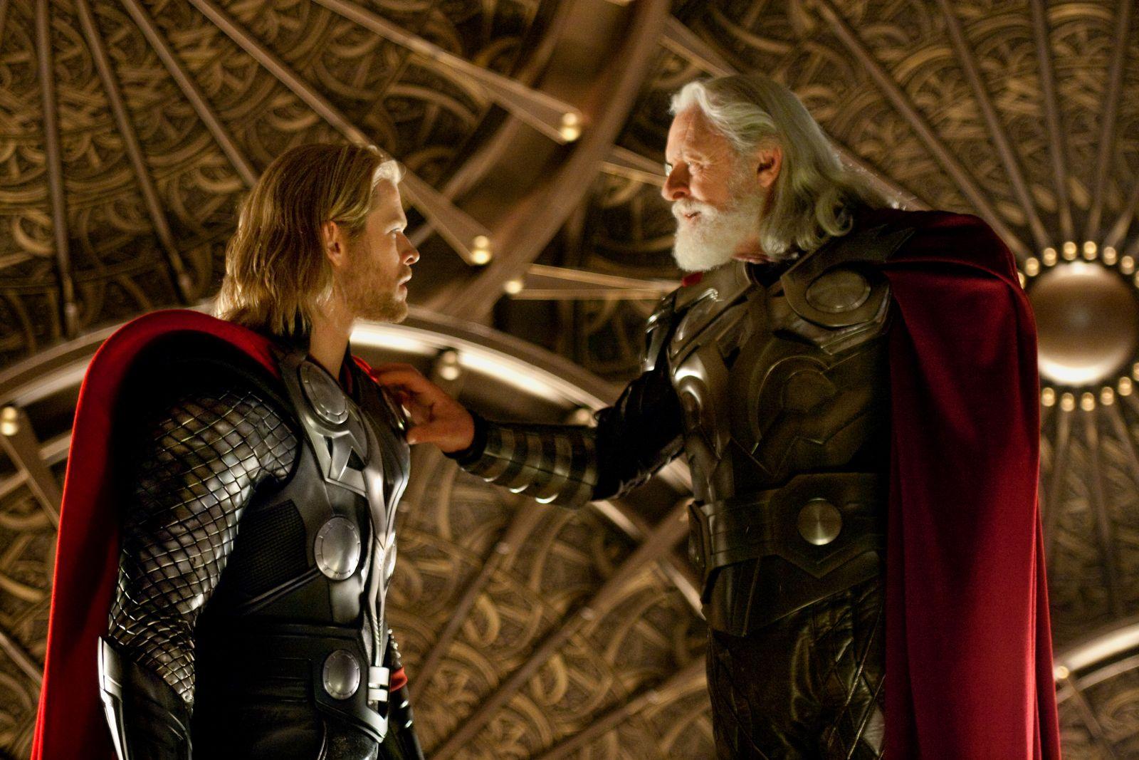 EINMALIGE VERWENDUNG Thor