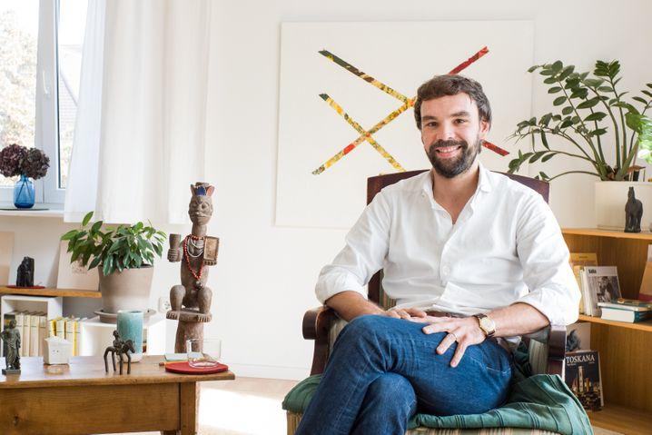 """Daniel Reinemer: """"Jeder Mensch hat Komplexe"""""""