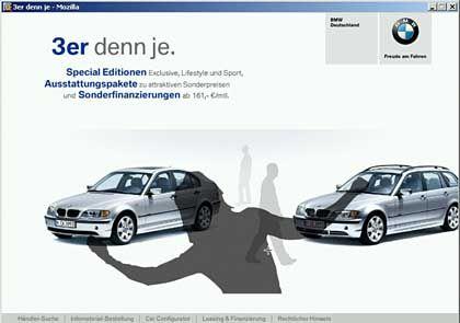 """BMW-Animation: """"Keinerlei Hintergedanken"""""""