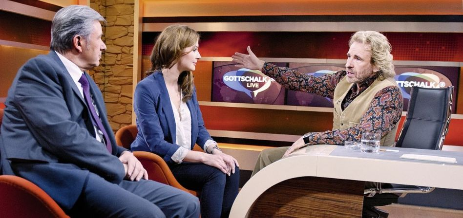 »Gottschalk live«-Talkshow