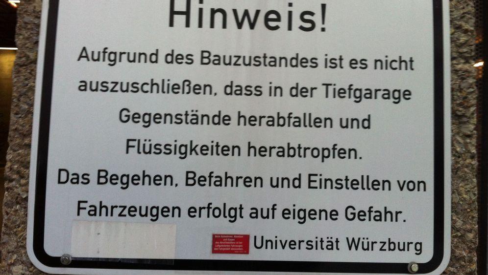Marode Hochschulbauten: Deutschland, deine Beton-Unis