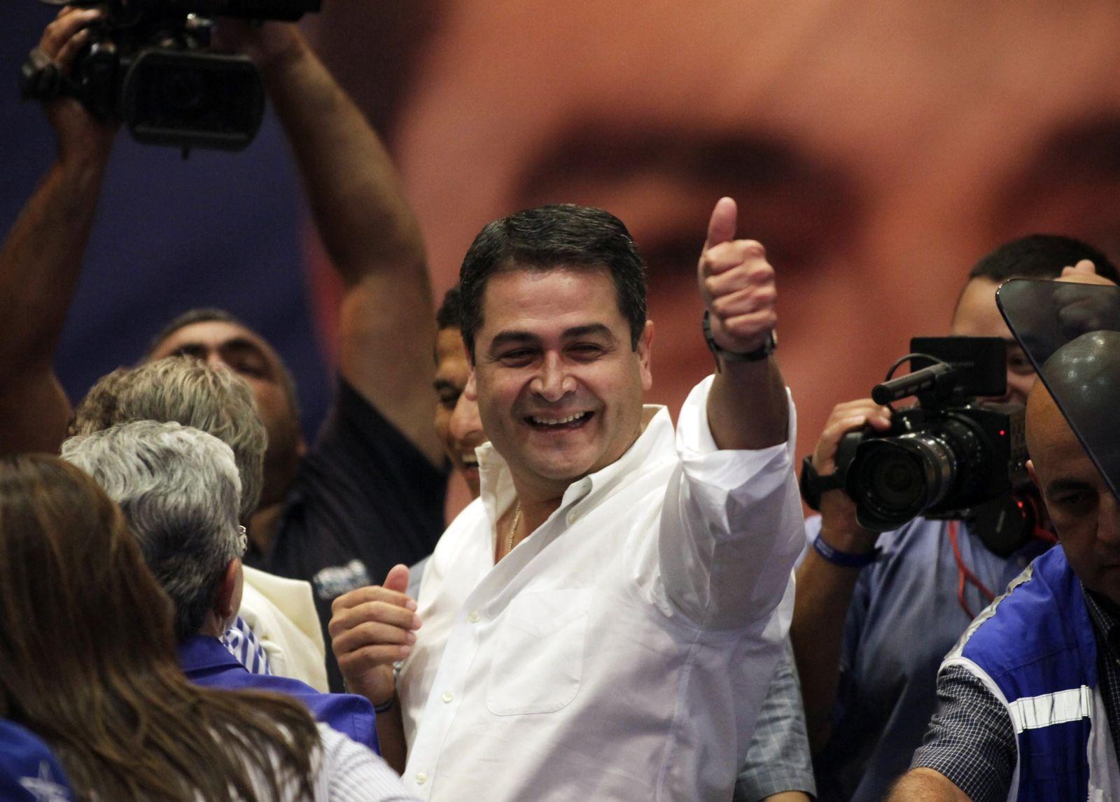 HONDURAS-VOTE/