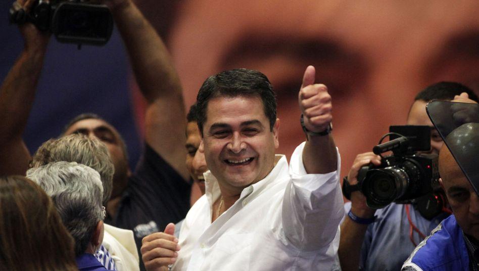 Künftiger Präsident Juan Hernández: Armee soll Jugendbanden zurückdrängen