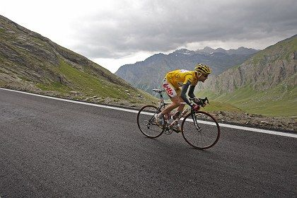 The Tour de France has seen better days.
