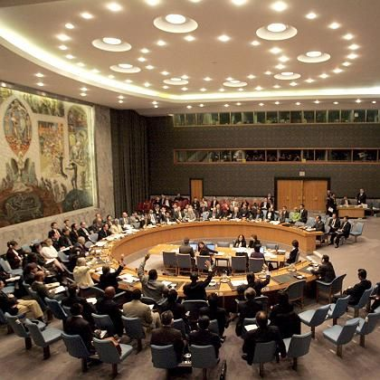 Uno-Sicherheitsrat: Die Siegermächte des Zweiten Weltkriegs sitzen weiter in der ersten Reihe