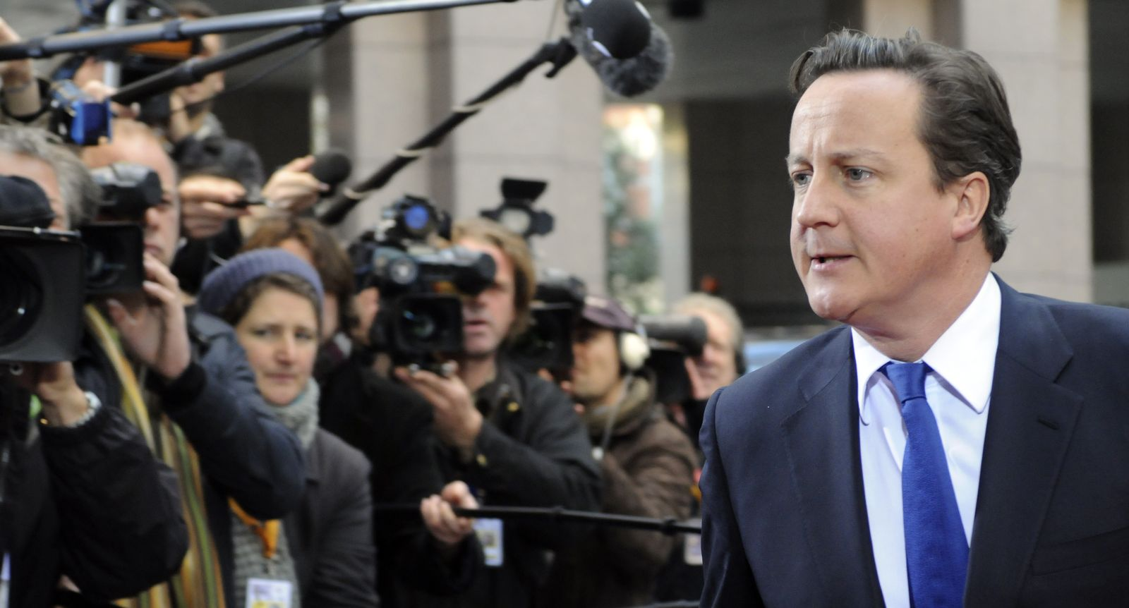 NICHT VERWENDEN Cameron / EU-Gipfel