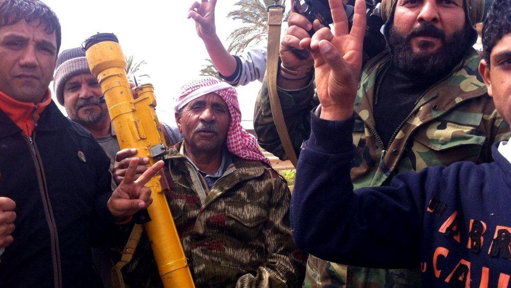 Bengasi: Die Gesichter der Aufständischen