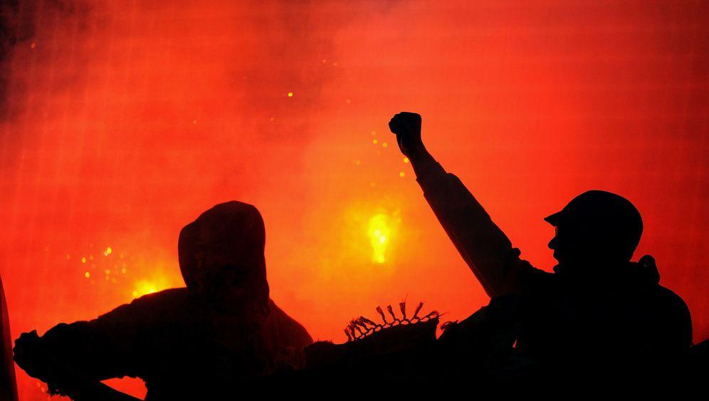 Pokalrandale: Krawallnacht in Dortmund