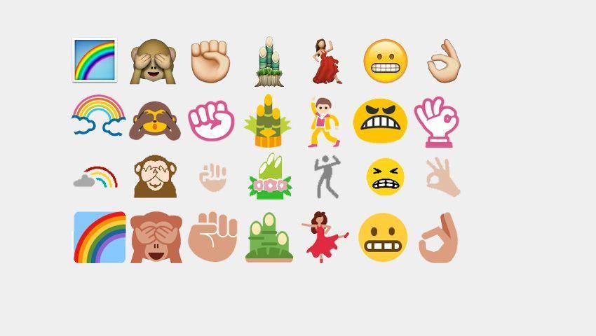 Emojis: Smileys und Regenbogen als Passcode für Bankgeschäfte
