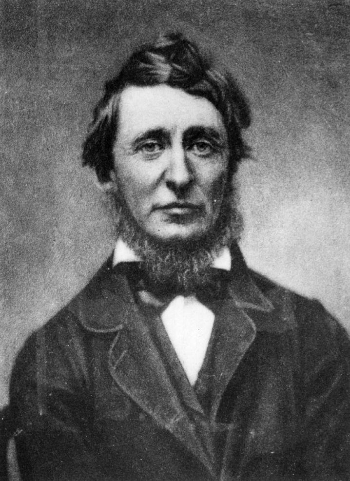 Vorreiter Henry David Thoreau (1817-1862): Fixstern des Genres