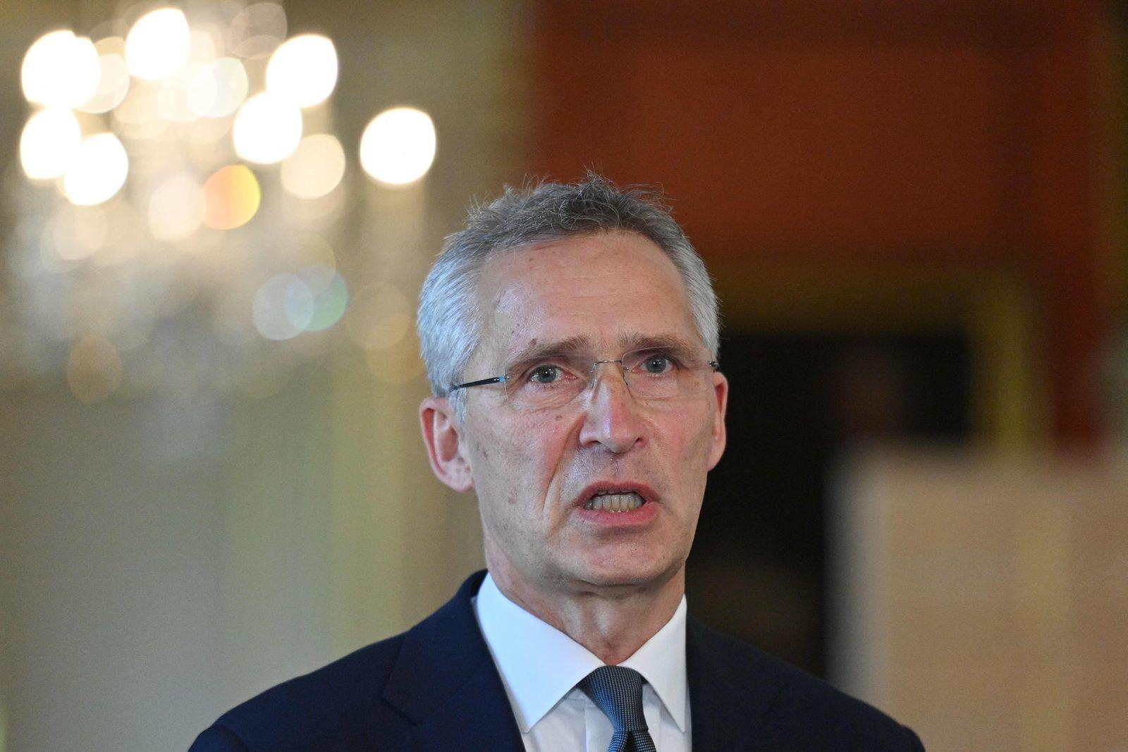 BRITAIN-POLITICS-NATO-DIPLOMACY