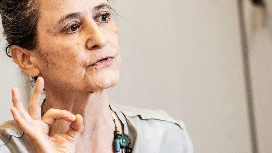 Die bisherige Co-Intendantin des Berliner Staatsballetts Sasha Waltz