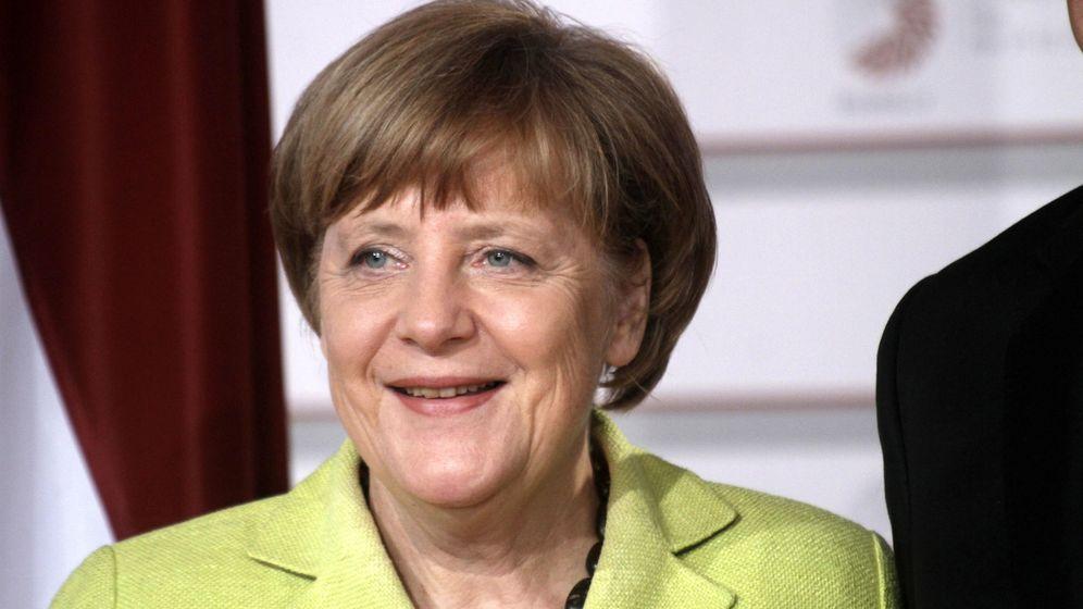 """""""Forbes""""-Liste: Mächtig, mächtiger, Merkel"""