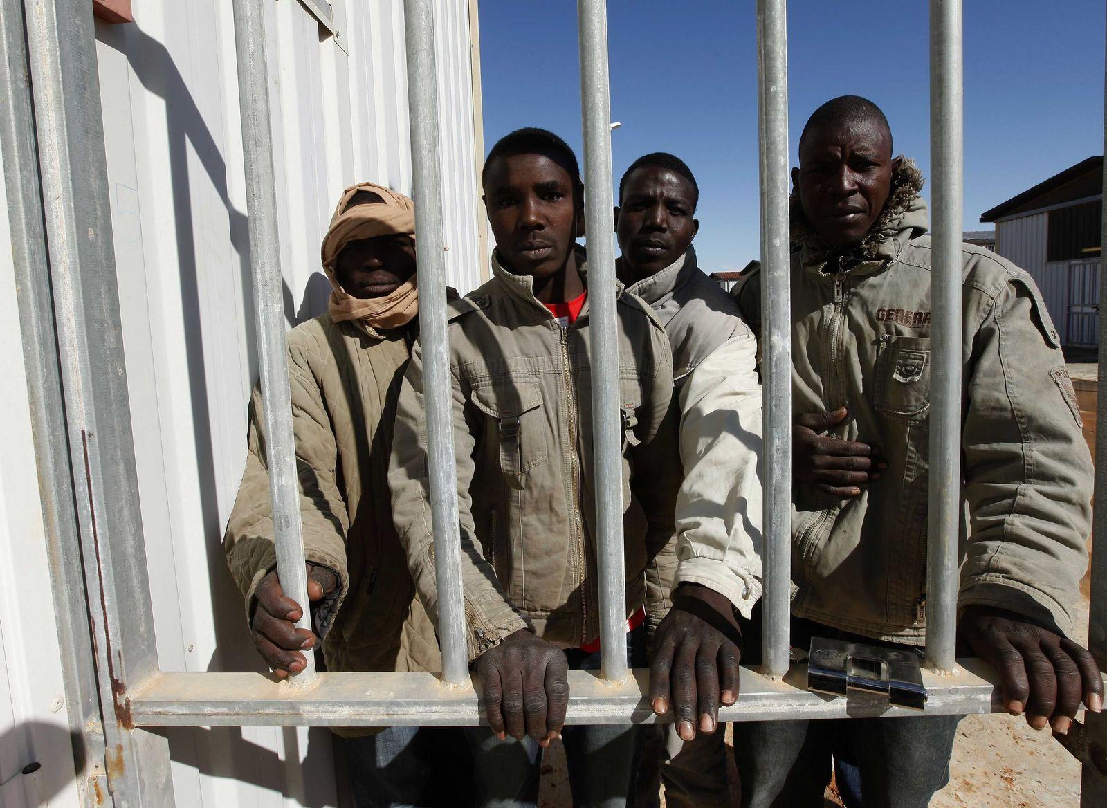Libyen / Gefangene