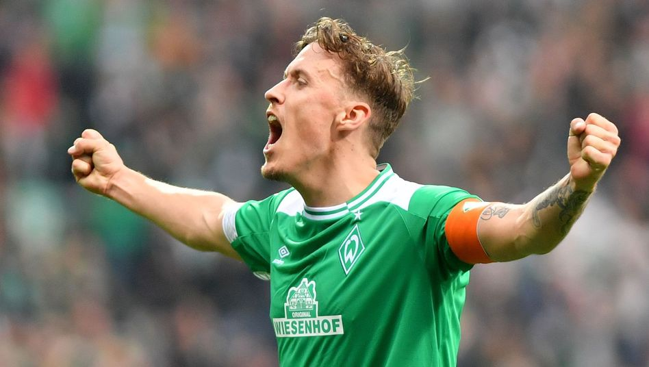 Jubelt nicht mehr für Werder: Max Kruse