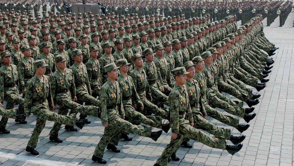 """Nordkorea-Südkorea: Säbelrasseln im Streit um die Korvette """"Cheonan"""""""