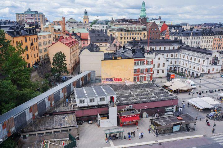 Szeneviertel Södermalm