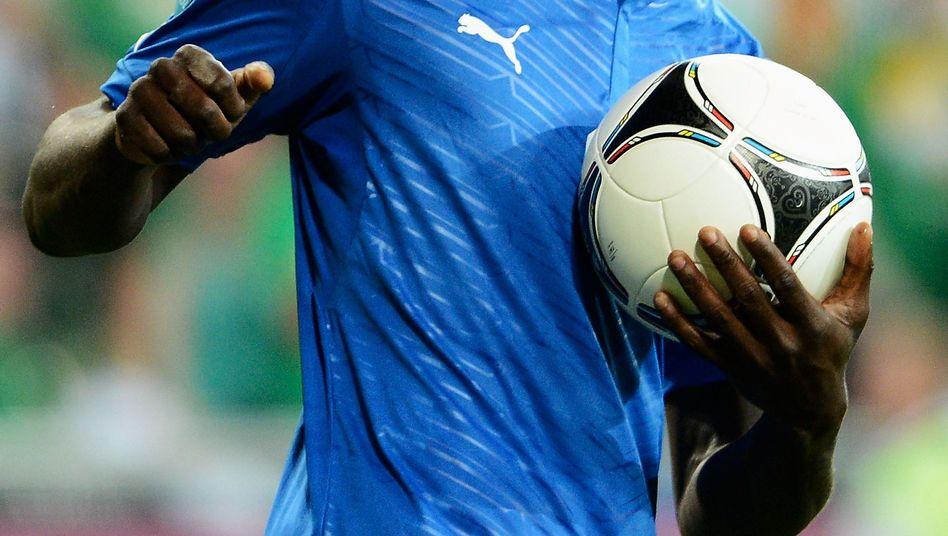 """Italienischer Nationalspieler Balotelli: """"Ich könnte Peter Pan sein"""""""