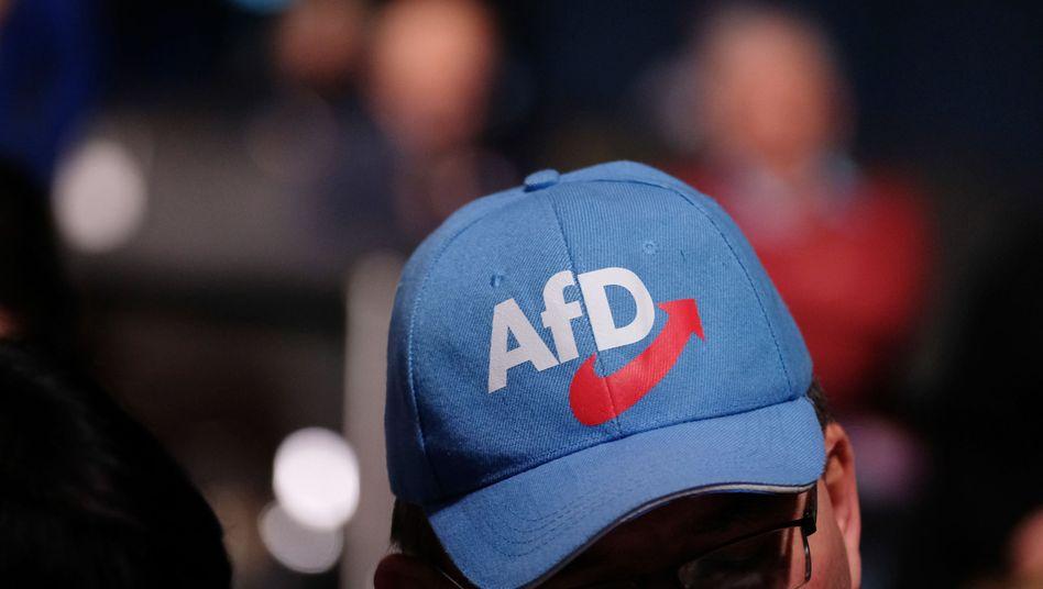 AfD-Kappe (Archivfoto)