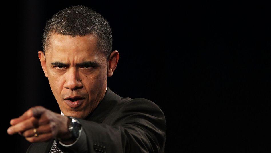 Präsident Obama: Kompromiss-Suche bis spät in die Nacht