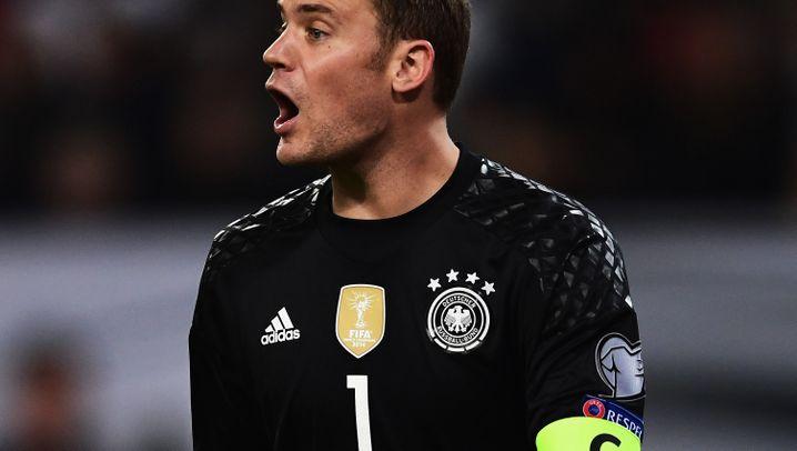 DFB-Team in der Einzelkritik: Helden in Strumpfhosen
