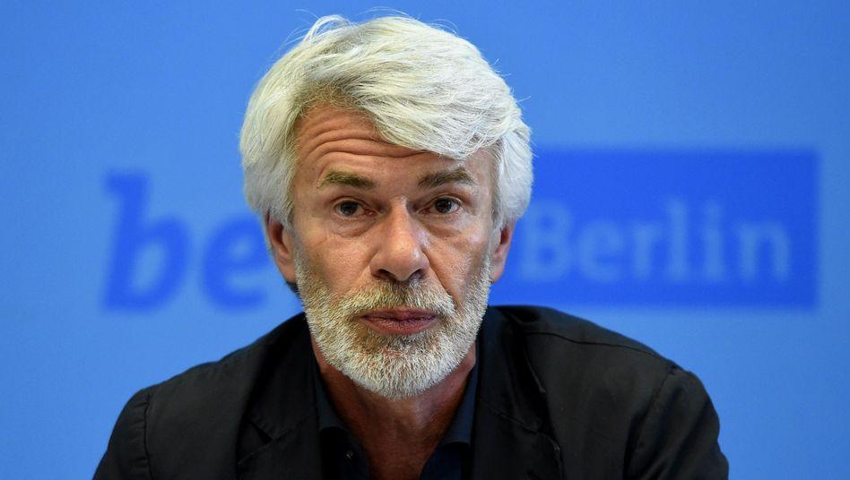 Chris Dercon: Bald in Berlin an der Volksbühne