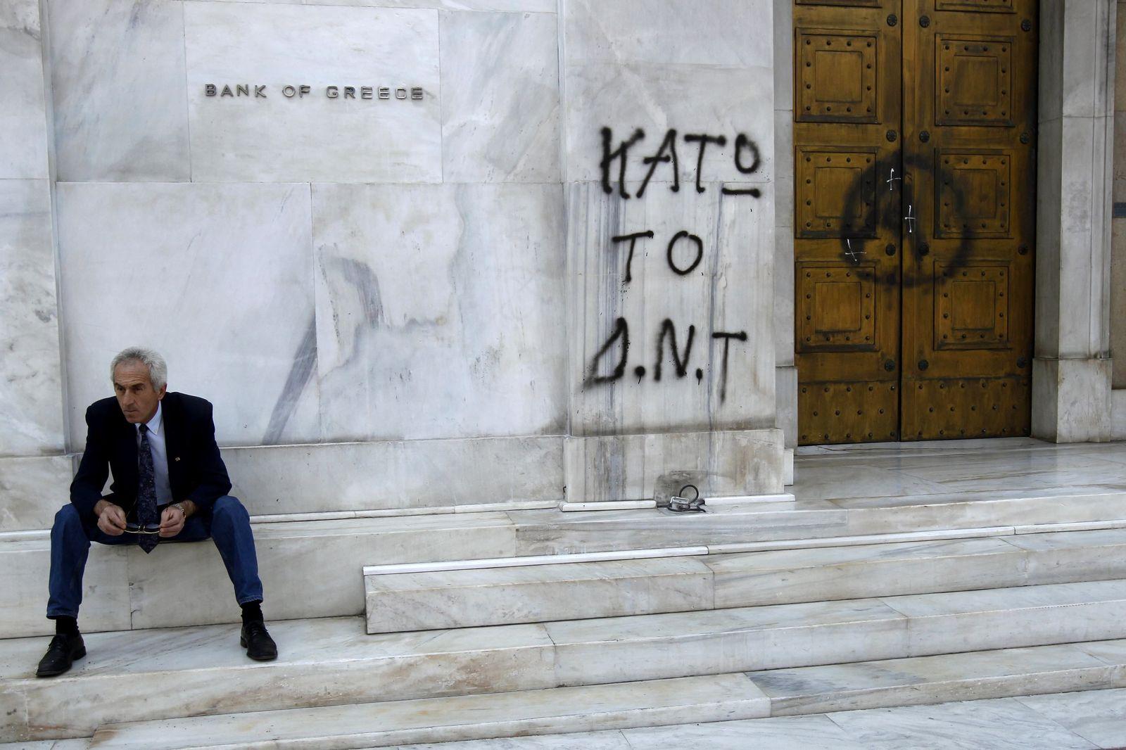 Greece national bank