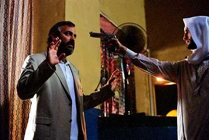 George Clooney präsentierte seinen PolitthrillerSyriana auf der Berlinale.