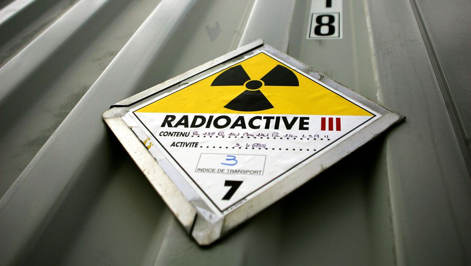 Has the mafia dumped radioactive waste in the Mediterranean.
