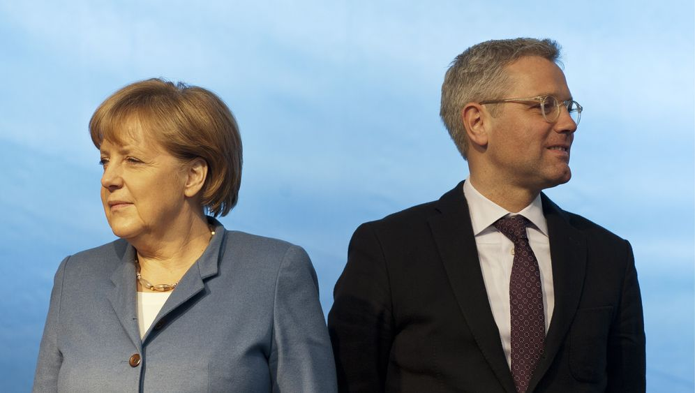 Photo Gallery: German Environment Minister Röttgen Fired