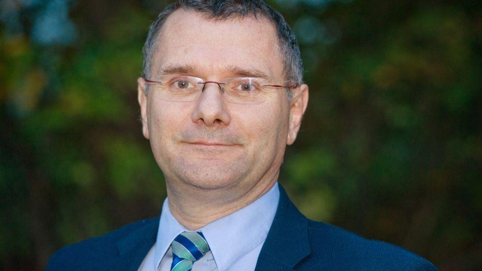 Stralsunder Staatsanwalt Sascha Ott (CDU)