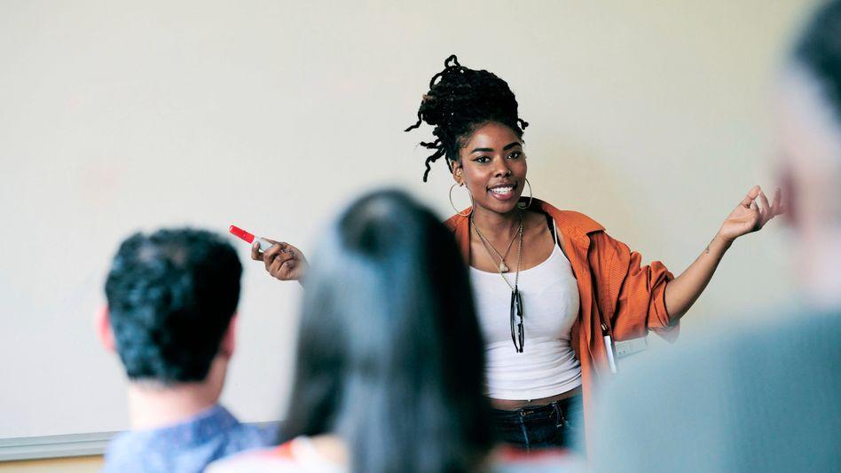 Emotion und Information – für einen guten Vortrag benötigt man beides