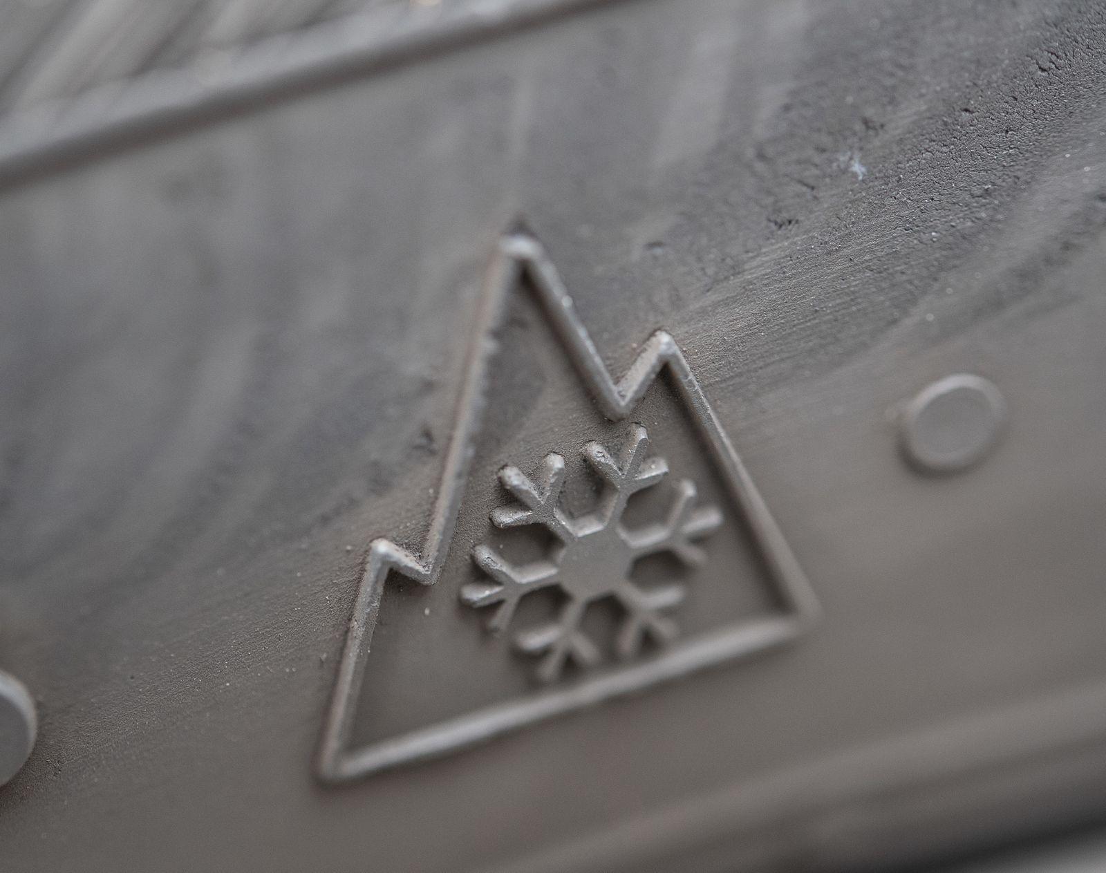 Kennzeichnung auf Winter- und Ganzjahresreifen
