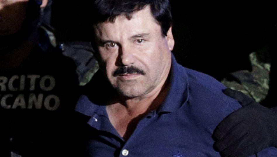 """""""El Chapo"""" (Archiv)"""