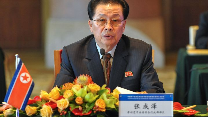 Hinrichtung von Chang Song Taek: Schauprozess in Pjöngjang