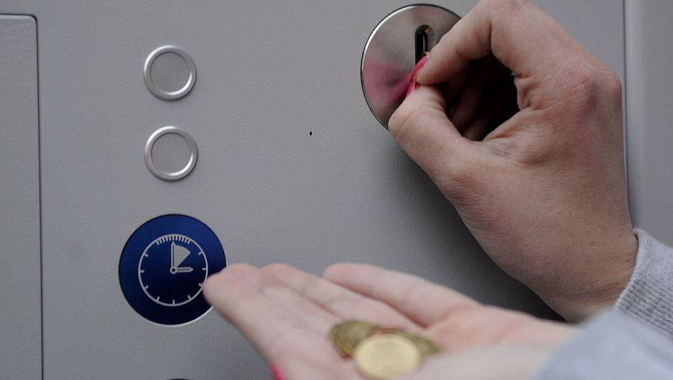 """Straßenstrich-Ticketautomat in Bonn: """"Sexsteuer wird von den Prostituierten akzeptiert"""""""