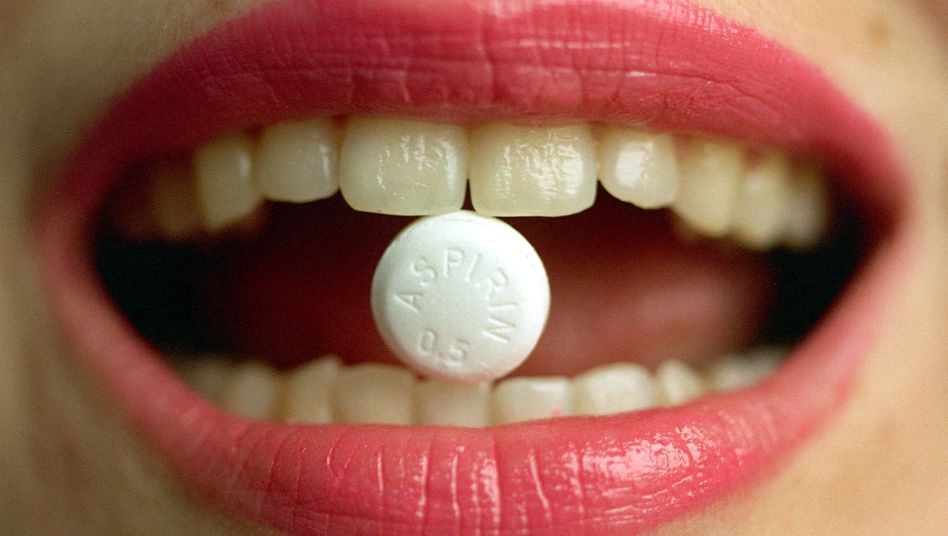 Aspirin: Was ist mit den Nebenwirkungen?