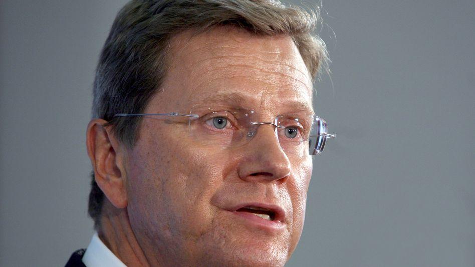 Westerwelle: Freie Hand für die Hamburger Liberale